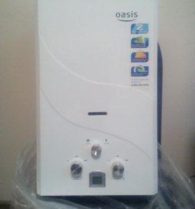 Газовый проточный водонагреватель Oasis OR-16W
