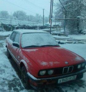 BMW 3 серия, 1986