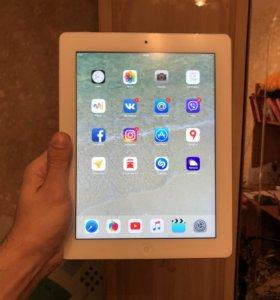 iPad 4/64Gb/Белый
