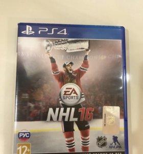 NHL 16 для ps4