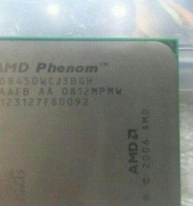 AMD Phenom X3 8450