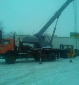 автокран 30 тон