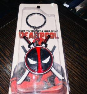 Deadpool Брелок