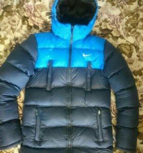 Зимняя куртка мужской