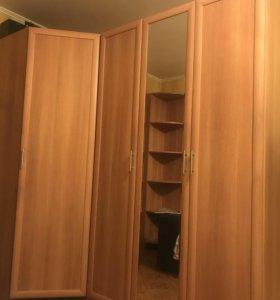 Шкаф из двух частей