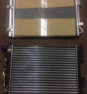 Радиаторы в комплекте