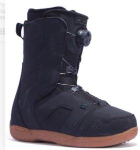 Ботинки сноуборд Ride Rook новые