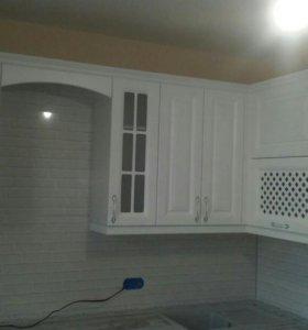 Кухонные гарнитуры, шкафы купе и детские на заказ