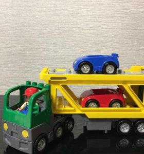 Лего duplo Автовоз