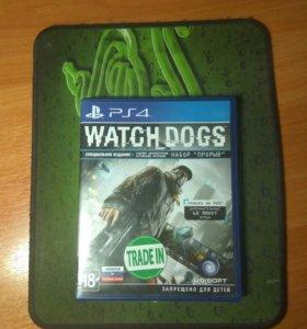 Waych Dogs PS4