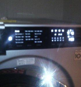Стиральная машина LG F12U1TBS4