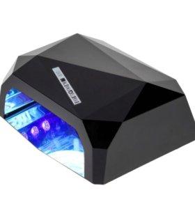 Новая лампа для ногтей Quick CCFL LED Nail 36w