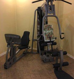 Тренажёр G-4+GLP Life Fitness.