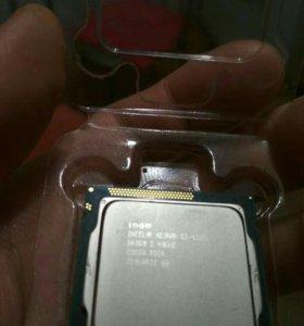 Xeon E3-1265L Lga 1155 (аналог i7 2600s)45W