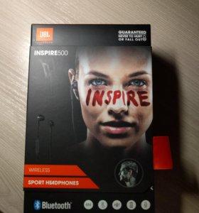 Беспроводные наушники JBL Inspire 500