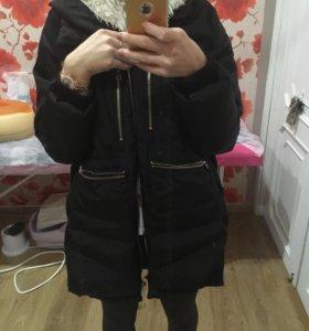 Куртка -зефирка