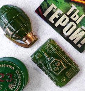 Подарочный набор мыла ручной работы