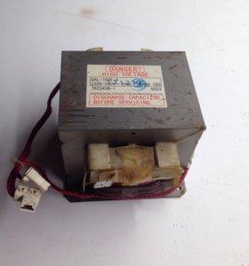 Трансформатор на СВЧ печь
