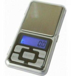 Карманные Электронные Весы 500*0.1
