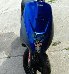 Suzuki let's 110 куб