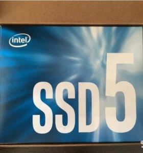 SSD-накопитель Intel 540s 120 гб
