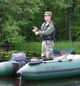 Новая пвх лодка DINGO27F