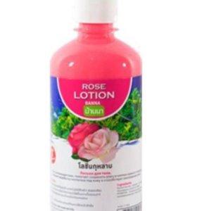 Лосьон для тела Banna аромат роза 450 мл Тайланд