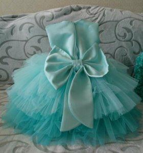 Продаётся платье для принцессы.