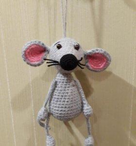 Мышь подвеска
