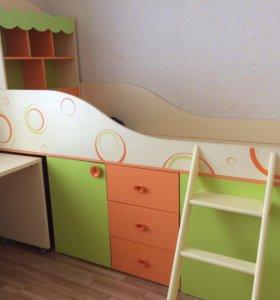 Комплект детской мебели Фруттис