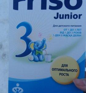 Смесь фрисоджуниор 3 (фрисолак)