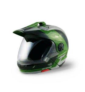 Новый шлем-трансформер legion
