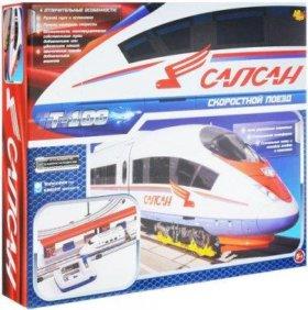 Железная дорога STRELA RACING PRO T100 Сапсан