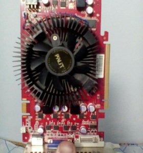 Видеокарта GT9800 ddr3 256bit