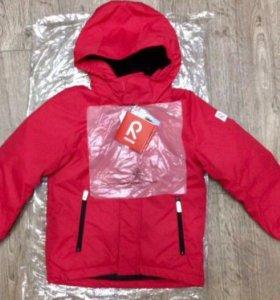 Новая куртка Reima 98