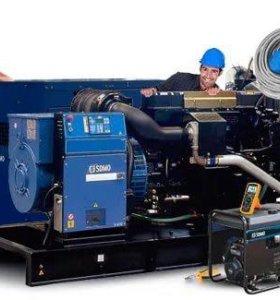 Обслуживание ДЭС дизель-электростанции