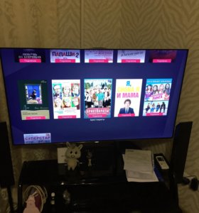 Телевизор Самсунг 55