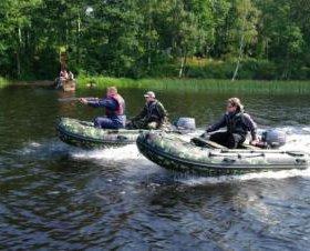 Nordik 380 Hardy камуфляж новая пвх лодка