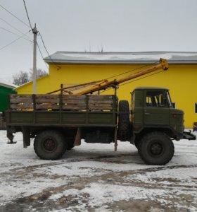 ГАЗ 6611