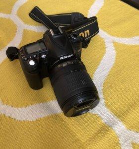 Фотоаппарат Никон д90
