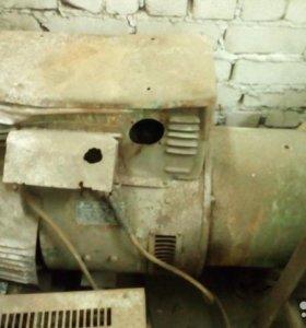 Сварочный генератор постоянного тока псо-500-3