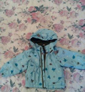 Куртка демисезонная, 80 размер