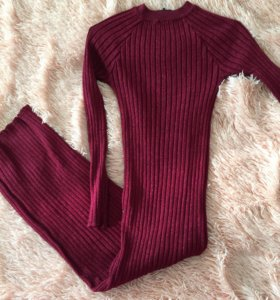Платье-лапша