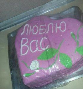 домашний наполеон, печенье, кексы