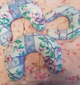 Подушки для взрослых и детей