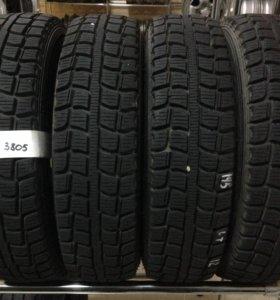 Зимние шины 145 R12LT б/у из Японии лот №3805