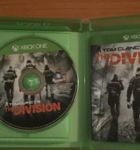 Tom Clancy's The Division для Xbox One