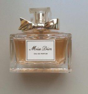 Духи Dior miss Dior eau de parfum оригинал