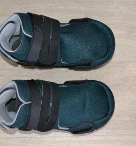 ортопедическая обувь Барука