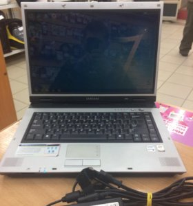 Ноутбук Samsung NP-R55